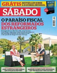 capa Revista Sábado de 18 abril 2019
