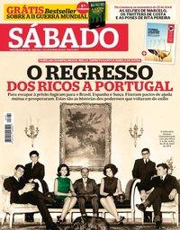 capa Revista Sábado de 25 abril 2019