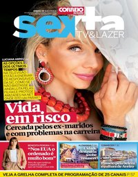 capa Revista Sexta de 26 abril 2019