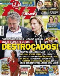 capa TV7 Dias de 7 abril 2019