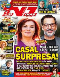 capa TV7 Dias de 14 abril 2019