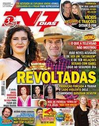 capa TV7 Dias de 21 abril 2019