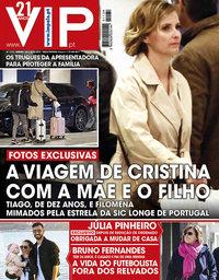 capa VIP de 6 abril 2019