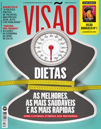 capa Visão de 4 abril 2019