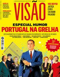 capa Visão de 11 abril 2019