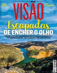 capa Visão de 17 abril 2019