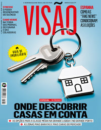 capa Visão de 24 abril 2019