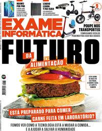 capa Exame Informática de 1 maio 2019