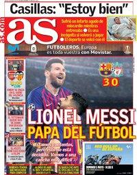 capa Jornal As de 2 maio 2019