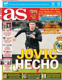 capa Jornal As de 4 maio 2019
