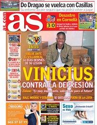 capa Jornal As de 5 maio 2019