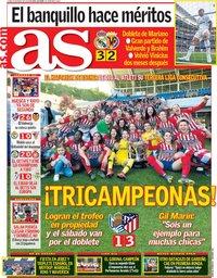 capa Jornal As de 6 maio 2019