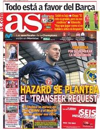 capa Jornal As de 7 maio 2019