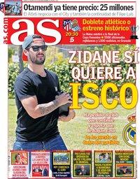 capa Jornal As de 11 maio 2019