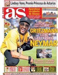 capa Jornal As de 16 maio 2019