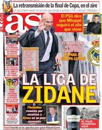capa Jornal As de 21 maio 2019