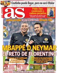 capa Jornal As de 23 maio 2019