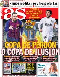capa Jornal As de 25 maio 2019
