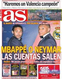capa Jornal As de 27 maio 2019