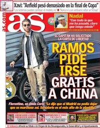 capa Jornal As de 28 maio 2019