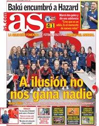 capa Jornal As de 30 maio 2019