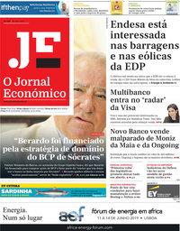 capa Jornal Económico de 24 maio 2019