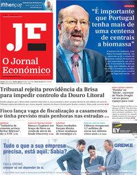 capa Jornal Económico de 31 maio 2019