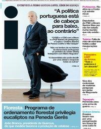 capa Jornal i de 6 maio 2019