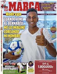 capa Jornal Marca de 10 maio 2019