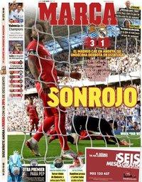 capa Jornal Marca de 13 maio 2019
