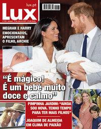 capa Lux de 9 maio 2019