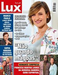 capa Lux de 16 maio 2019