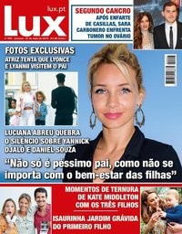 capa Lux de 23 maio 2019
