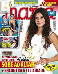 capa Maria de 2 maio 2019
