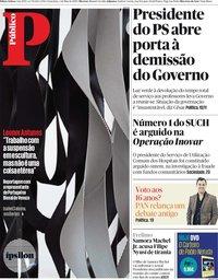 capa Público de 3 maio 2019