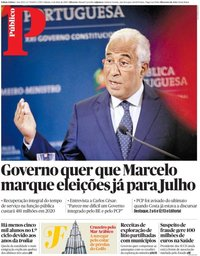 capa Público de 4 maio 2019