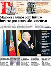 capa Público de 6 maio 2019