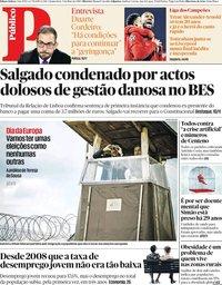 capa Público de 9 maio 2019