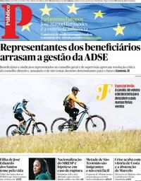 capa Público de 11 maio 2019