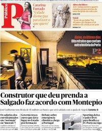 capa Público de 12 maio 2019