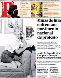 capa Público de 14 maio 2019