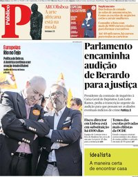 capa Público de 16 maio 2019