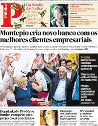 capa Público de 20 maio 2019