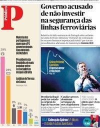 capa Público de 22 maio 2019