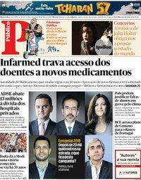 capa Público de 24 maio 2019