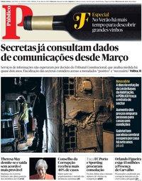 capa Público de 25 maio 2019