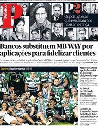 capa Público de 26 maio 2019