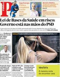 capa Público de 30 maio 2019