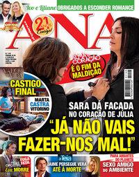 capa Revista Ana de 6 maio 2019