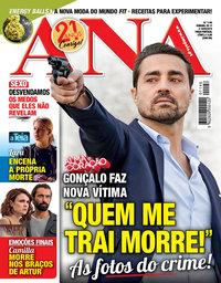 capa Revista Ana de 13 maio 2019